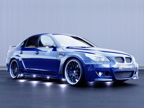 """Hamann BMW M5 Widebody Race Edition Car Poster Print on 10 mil Archival Satin Paper 16"""" x 12"""""""