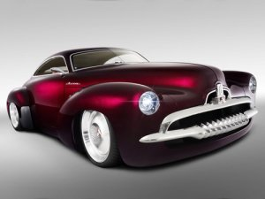 """Holden Efigy Car Poster Print on 10 mil Archival Satin Paper 20"""" x 15"""""""