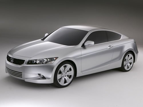 """Honda Accord Coupe Car Poster Print on 10 mil Archival Satin Paper 16"""" x 12"""""""