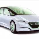 "Honda Skydeck Concept Car Poster Print on 10 mil Archival Satin Paper 16"" x 12"""