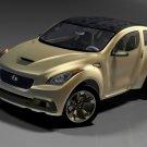 "Hyundai HCD-10 Hellion Concept Car Poster Print on 10 mil Archival Satin Paper 16"" x 12"""