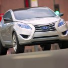 """Hyundai Nuvis Concept Car Poster Print on 10 mil Archival Satin Paper 20"""" x 15"""""""