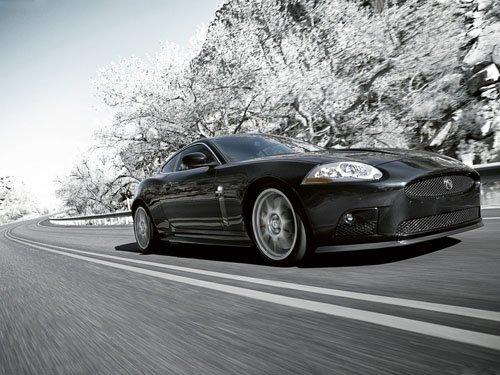 "Jaguar XXR-S Car Poster Print on 10 mil Archival Satin Paper 16"" x 12"""