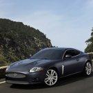 """Jaguar XXR Coupe Car Poster Print on 10 mil Archival Satin Paper 16"""" x 12"""""""