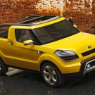 "Kia Soul'ster Concept Car Poster Print on 10 mil Archival Satin Paper 16"" x 12"""