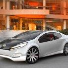 "Kia Ray Concept Car Poster Print on 10 mil Archival Satin Paper 20"" x 15"""