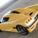 "Koenigsegg CCR Car Poster Print on 10 mil Archival Satin Paper 16"" x 12"""