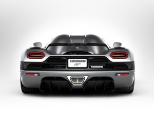 Koenigsegg Agera (2011) Car Poster Print on 10 mil Archival Satin Paper 20' x 15""