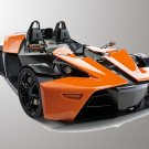 "KTM Ox Bow Car Poster Print on 10 mil Archival Satin Paper 16"" x 12"""