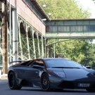 "Lamborghini Edo Murcielago LP710-2 Car Poster Print on 10 mil Archival Satin Paper 16"" x 12"""