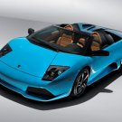 "Lamborghini Roadster Concept Car Poster Print on 10 mil Archival Satin Paper 16"" x 12"""
