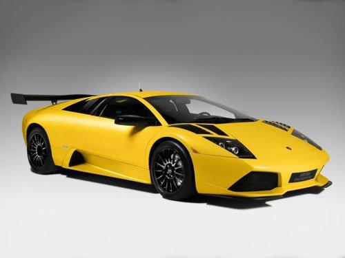 "Reiter Lamborghini Murcielago Street Version Car Poster Print on 10 mil Archival Satin Paper 16""x12"""