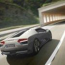 "Lamborghini Furia Concept Car Poster Print on 10 mil Archival Satin Paper 16"" x 12"""