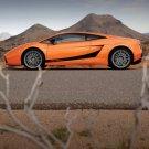 "Lamborghini Gallardo Superleggera Car Poster Print on 10 mil Archival Satin Paper 20"" x 15"""