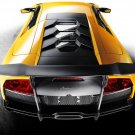 "Lamborghini Murcielago LP 670-4 SuperVeloce Car Poster Print on 10 mil Archival Satin Paper 20"" x 15"""