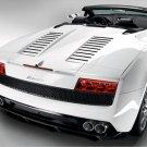 "Lamborghini Gallardo LP560-4 Spyder Car Poster Print on 10 mil Archival Satin Paper 20"" x 15"""