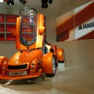"Magna Steyr Mila Concept Car Poster Print on 10 mil Archival Satin Paper 16"" x 12"""