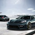 "Mansory Porsche Panamera Car Poster Print on 10 mil Archival Satin Paper 16"" x 12"""