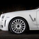 """Mansory Rolls-Royce White Ghost Limited Car Poster Print on 10 mil Archival Satin Paper 16"""" x 12"""""""