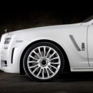 "Mansory Rolls-Royce White Ghost Limited Car Poster Print on 10 mil Archival Satin Paper 20"" x 15"""