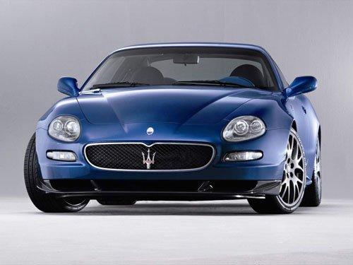 "Maserati GranSport MC Victory Car Poster Print on 10 mil Archival Satin Paper 16"" x 12"""