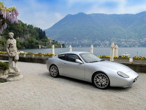 "Maserati GS Zagato Car Poster Print on 10 mil Archival Satin Paper 16"" x 12"""
