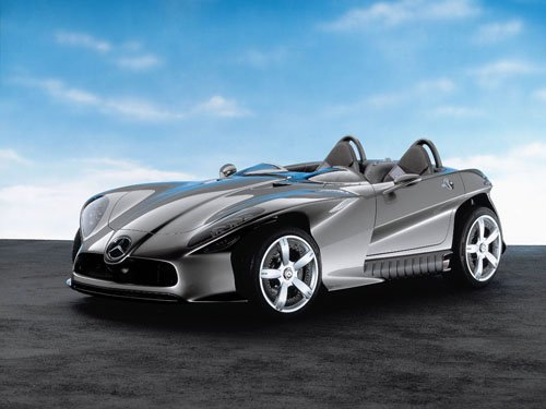 """Mercedes F-400 Carving Concept Car Poster Print on 10 mil Archival Satin Paper 16"""" x 12"""""""