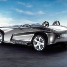 """Mercedes-Benz F-400 Carving Concept Car Poster Print on 10 mil Archival Satin Paper 16"""" x 12"""""""