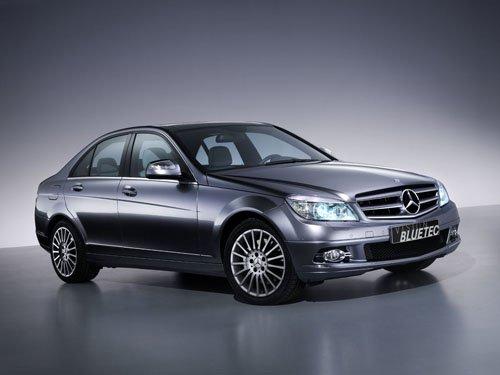 "Mercedes-Benz Vision Bluetec 220 Car Poster Print on 10 mil Archival Satin Paper 16"" x 12"""