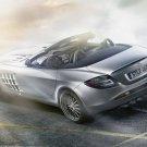 "Mercedes-Benz SLR McLaren Roadster 722 S Car Poster Print on 10 mil Archival Satin Paper 16"" x 12"""