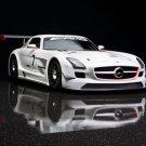 "Mercedes-Benz SLS AMG GT3 Car Poster Print on 10 mil Archival Satin Paper 16"" x 12"""