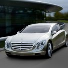 "Mercedes-Benz  F-700 Concept Car Poster Print on 10 mil Archival Satin Paper 20"" X 15"""