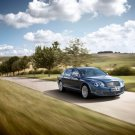 "Bentley Continental Flying Spur Series 51 Car Poster Print on 10 mil Archival Satin Paper 20"" X 15"""