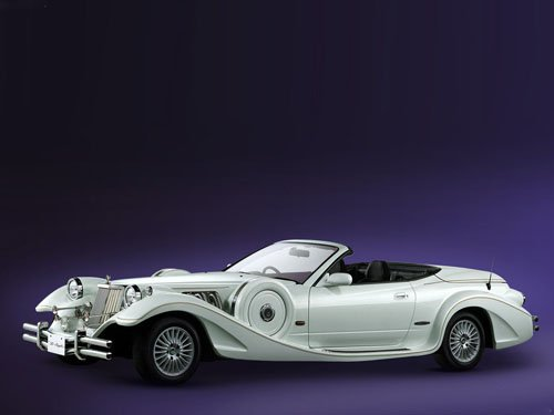 """Mitsuoka Le Seyde Convertible Concept Car Poster Print on 10 mil Archival Satin Paper 16"""" x 12"""""""