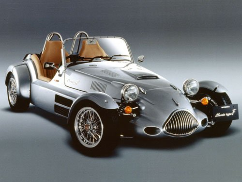 """Mitsuoka Type F Concept Car Poster Print on 10 mil Archival Satin Paper 16"""" x 12"""""""