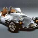 "Mitsuoka Type F Concept Car Poster Print on 10 mil Archival Satin Paper 16"" x 12"""