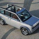 "Nissan Yanya Concept Car Poster Print on 10 mil Archival Satin Paper 16"" x 12"""