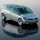 "Nissan Quest Concept Car Poster Print on 10 mil Archival Satin Paper 16"" x 12"""