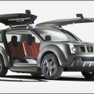 """Nissan Zaroot Concept Car Poster Print on 10 mil Archival Satin Paper 16"""" X 12"""""""