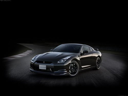"Nissan GT-R SpecV Car Poster Print on 10 mil Archival Satin Paper 16"" x 12"""