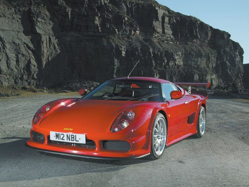 """Noble M12 GTO 3R Car Poster Print on 10 mil Archival Satin Paper 16"""" x 12"""""""