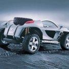 "Peugeot Hoggar Concept Car Poster Print on 10 mil Archival Satin Paper 16"" x 12"""