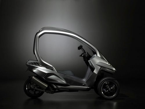 """Peugeot HYmotion3 Compressor Concept Car Poster Print on 10 mil Archival Satin Paper 16"""" x 12"""""""