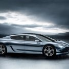 "Peugeot RC HYmotion4 Concept Car Poster Print on 10 mil Archival Satin Paper 16"" x 12"""