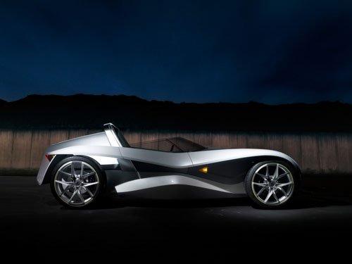 "Peugeot Flux Concept Car Poster Print on 10 mil Archival Satin Paper 20"" x 15"""