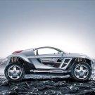 "Peugeot Hoggar Concept Car Poster Print on 10 mil Archival Satin Paper 20"" x 15"""