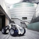 """Peugeot RD Concept Car Poster Print on 10 mil Archival Satin Paper 20"""" x 15"""""""