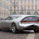 "Pininfarina Sintesi Concept Car Poster Print on 10 mil Archival Satin Paper 16"" x 12"""