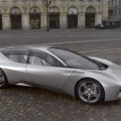 "Pininfarina Sintesi Concept Car Poster Print on 10 mil Archival Satin Paper 20"" x 15"""