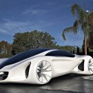 """Mercedes-Benz Biome Concept Car Poster Print on 10 mil Archival Satin Paper 16"""" x 12"""""""